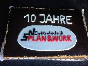 10 Jahre Plan&Work