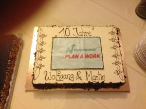 Firmenjubiläum Plan &Work (2)